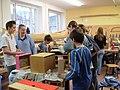 Kunstklasse Montessorischule Potsdam 2006.jpg