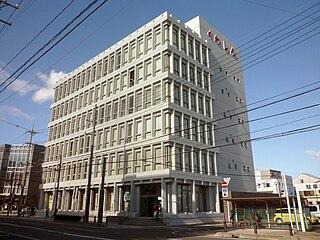 桑名三重信用金庫の本店