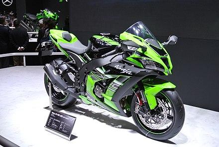 Kawasaki Ninja ZX-6R - Wikipedia