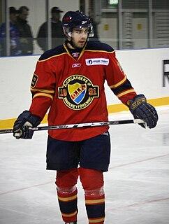 Kyle Klubertanz American ice hockey player
