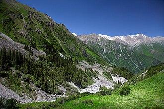 Ala Archa National Park - Image: Kyrgyzstan Ala Archa National Park 03