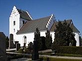 Fil:Kyrkoköpinge kyrka sedd från sydöst.JPG