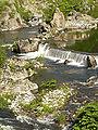 L'Eyrieux du pont de Saint Sauveur de Montagut 2007 05 19.jpg