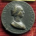L'antico, medaglia di diva iulia.JPG