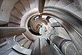 L'escalier à vis du musée de l'Oeuvre Notre-Dame (Strasbourg) (35299060544).jpg