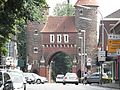 Lüdinghauser Tor Dülmen von Stadtmitte.jpg