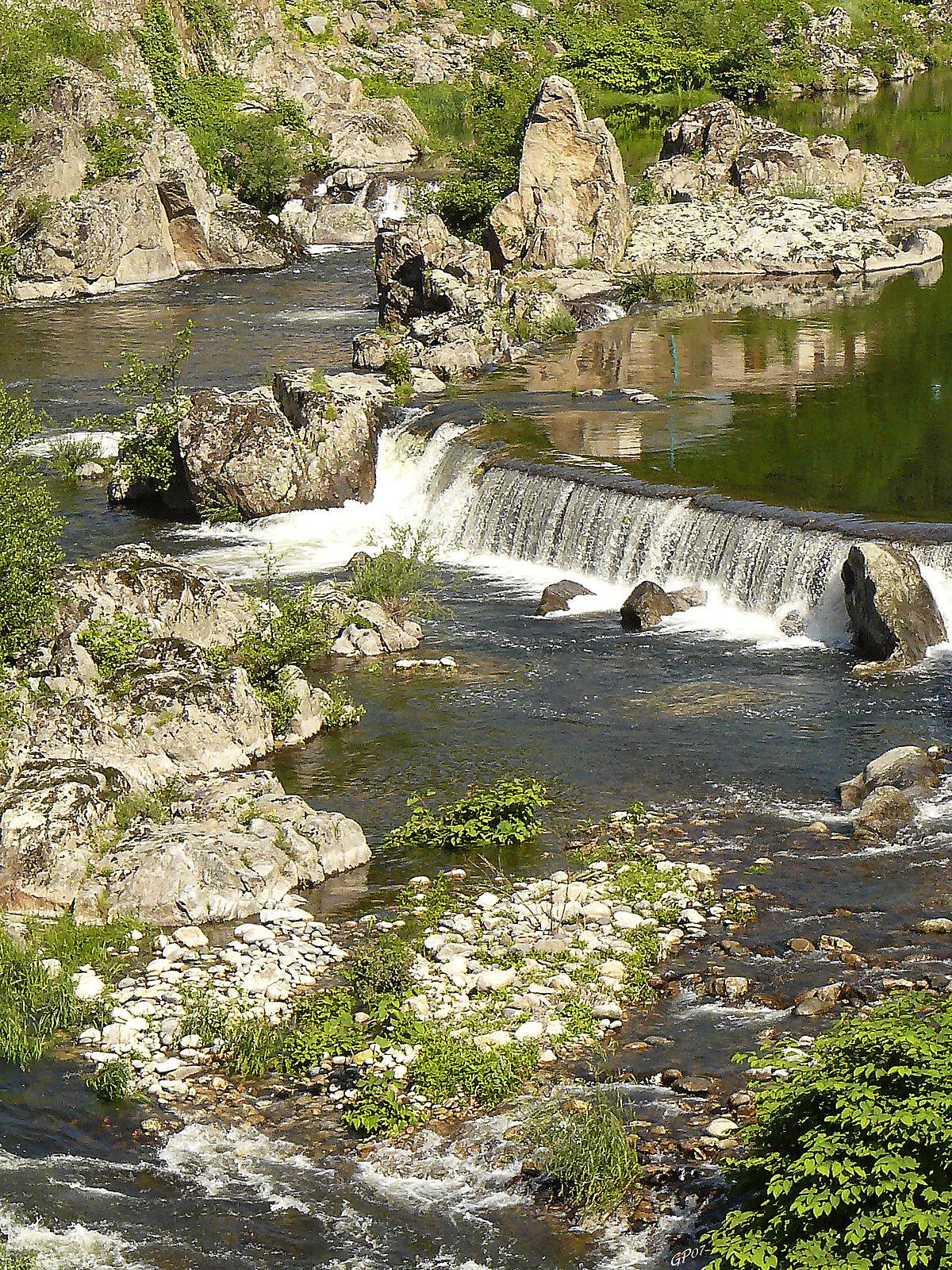 Eyrieux river wikipedia - Saint sauveur de montagut office du tourisme ...