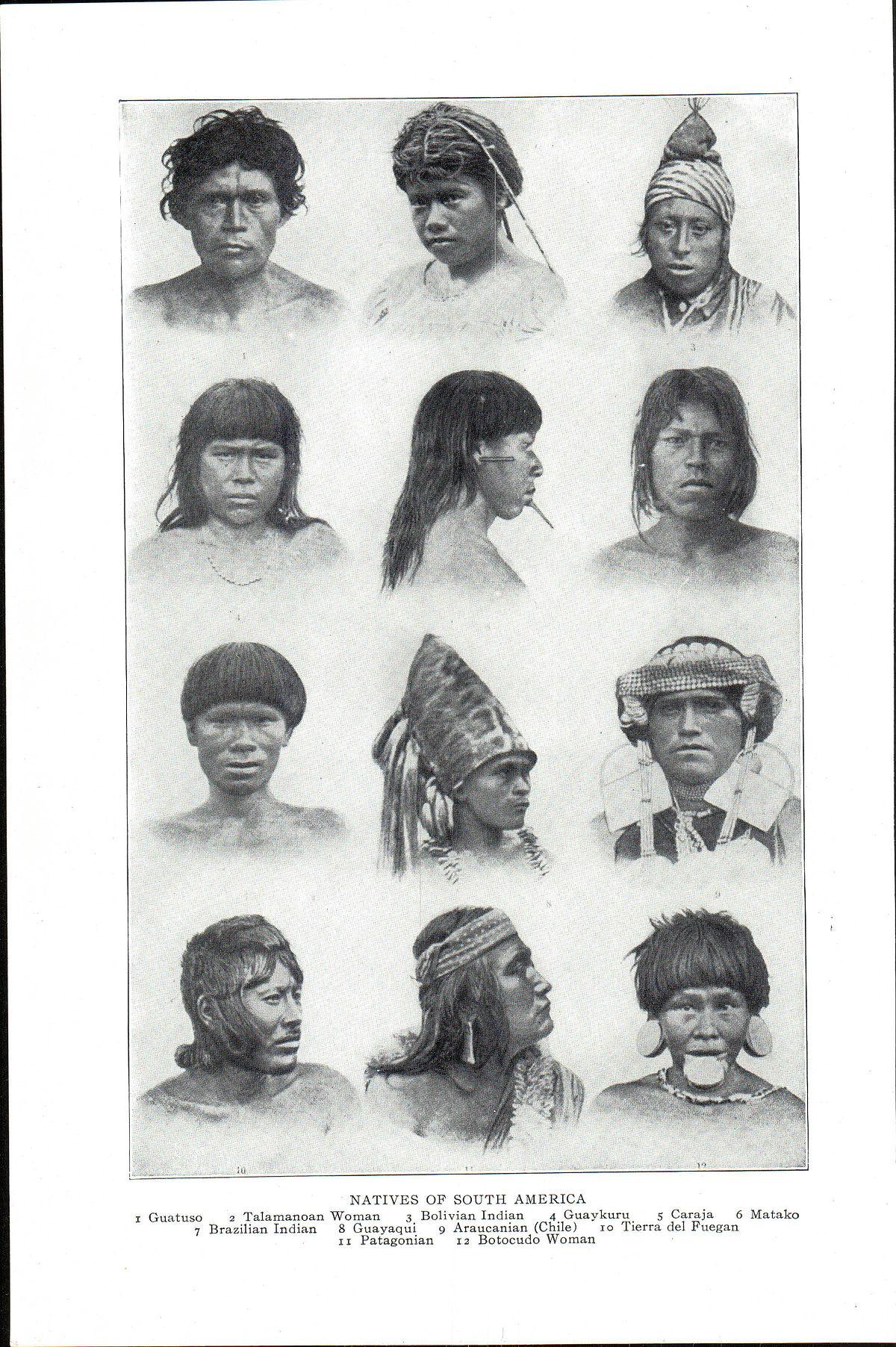 Indígenas - Wikiquote