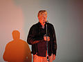 LA Animation Festival - Iron Giant introduction from Christopher McDonald (voice of Kent Mansley) (6852466914).jpg
