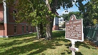 Louisiana Rebellion of 1768