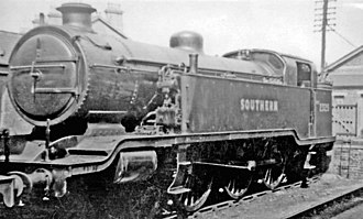 LB&SCR J1 class - Image: LB&&SCR Marsh class J1 4 6 2T at Tunbridge Wells West, 1946 (geograph 4827771)