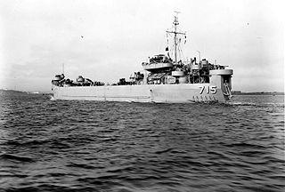 USS <i>DeKalb County</i> (LST-715)