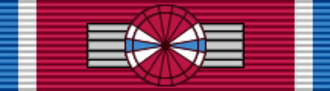 Order of Merit of the Grand Duchy of Luxembourg - Image: LUX Order of Merit of the Grand Duchy of Luxembourg Commander BAR