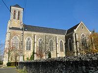 La Flèche - Eglise Sainte-Colombe (2011) 2.jpg