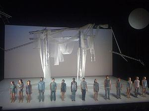 Ballet National de Marseille - La Vérité 25x par seconde by Frederic Flamand and the ballet National de Marseille (April 2010)
