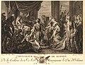 La continencia de Escipión - Rubens (grabado por Jean Dambrun).jpg