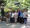 La poeta Concha Méndez y la arquitecta Matilde Ucelay serán recordadas en jardines de Chamberí 04.jpg