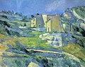 La vallée de Riaux près de l'Estaque, par Paul Cézanne, Yorck 2.jpg