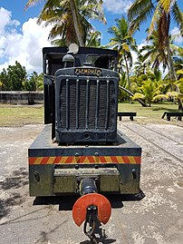 Labourdonnais Sugar Estate Limited - Old Plymouth Train, Mauritius.jpg
