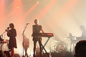 Ladytron - Ladytron live (2009)