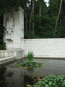 Parc d'Osseghem — Wikipédia