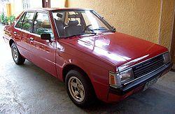1987 1600 GT Lancer EX