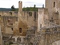 Landštejn, hrad, nádvoří 06.jpg