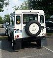 Land Rover Defender 90 (Italy) may 30th 2015.jpg