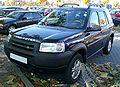 Land Rover Freelander front 20071031.jpg
