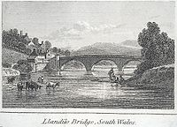 Landilo Bridge, South Wales.jpeg
