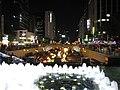 Lantern of Cheonggyecheon 清渓川のランタン - panoramio.jpg