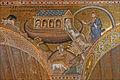 Larche de Noé (mosaïques de la Chapelle palatine, Palerme) (7026706823).jpg