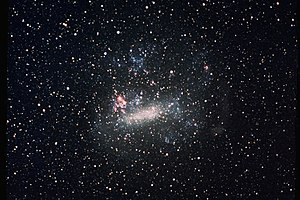Magellanic Clouds - The Large Magellanic Cloud (LMC).