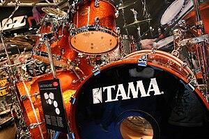 Tama Drums - Lars Ulrich signature