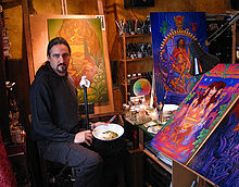 Visionary art - Wikipedia
