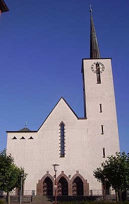 Laurentius Kirche Schifferstadt 01