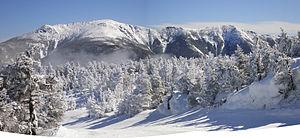 Mount Lafayette - Image: Layfayette panorama