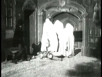 Le Manoir du diable, the first horror film, by Georges Méliès