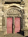 Le Folgoët (29) Basilique Notre-Dame - Extérieur - Façade occidentale - 09.jpg