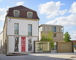 Musée Camille Claudel Art Museum in Champagne, France