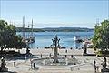 Le fjord devant lhôtel de ville dOslo (4854165188).jpg