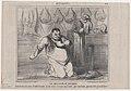 Le mea culpa du boucher, from Actualités, published in Le Charivari, March 19, 1858 MET DP876687.jpg