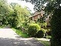 Leaving the village - geograph.org.uk - 510966.jpg