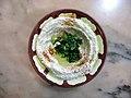 Lebanon, Baalbek, Lebanese Hummus.jpg