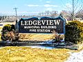 Ledgeview Wisconsin Town Hall Sign.jpg