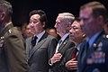Lee Nak-yeon with Jim Mattis in Seoul - 2017 (37967451492).jpg