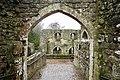 Leeds Castle - arches.jpg