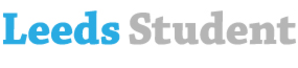 Leeds University Union - Leeds Student logo, the 2009 Guardian Student Newspaper of the Year