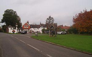 Leigh, Surrey - Image: Leigh Village