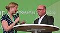 Leipzig 100 Deutscher Katholikentag Stephanie Heinrich Markus Lewe 01.JPG